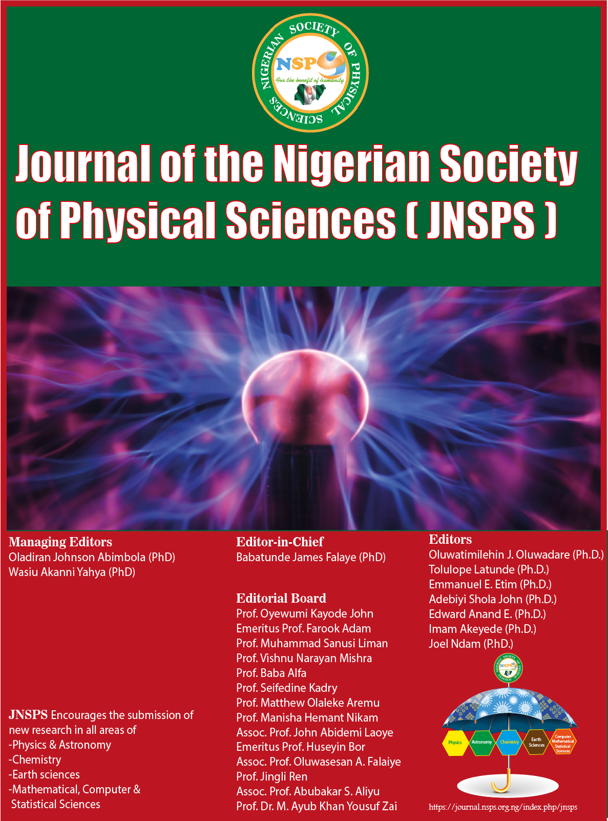 View Vol 3, Issue 2, May 2021
